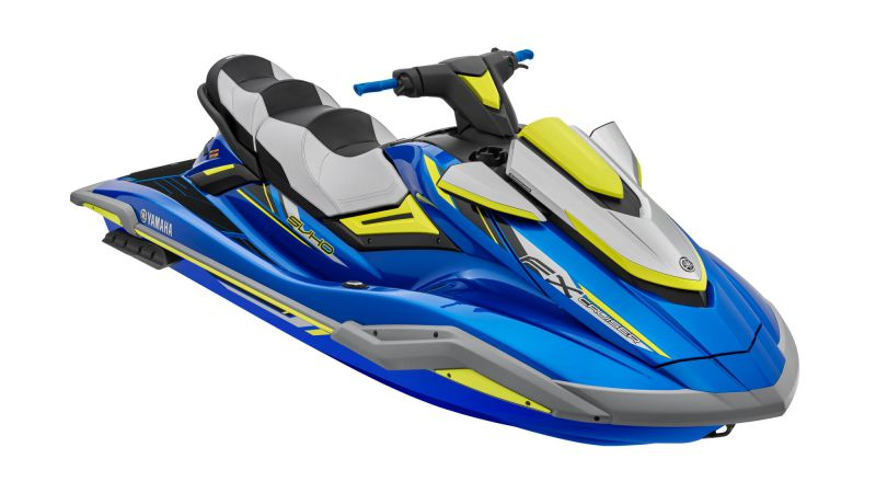 FX Cruiser SVHO - LineaJet Center